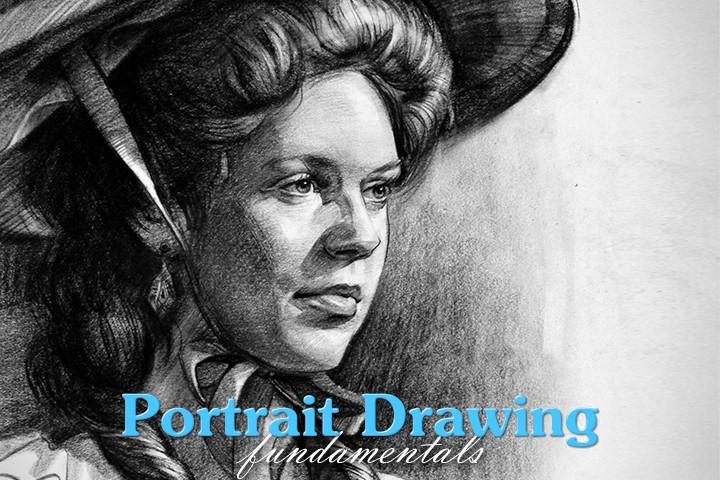 Portrait Drawing Premium WP